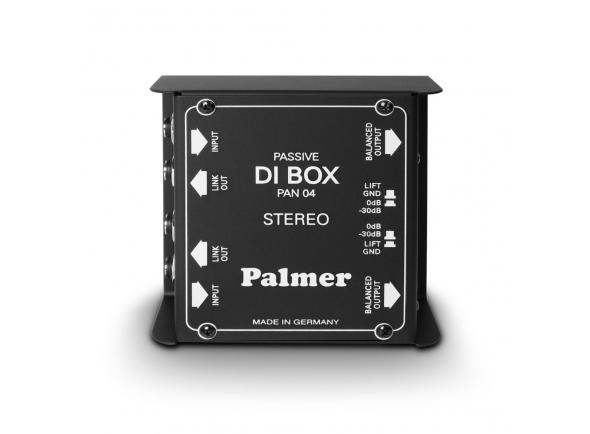 Cajas DI Palmer PAN 04