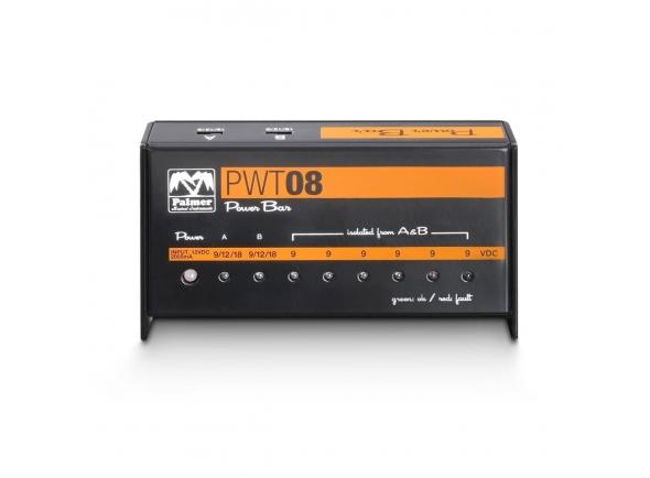 Cables de alimentación / transformadores Palmer PWT 08