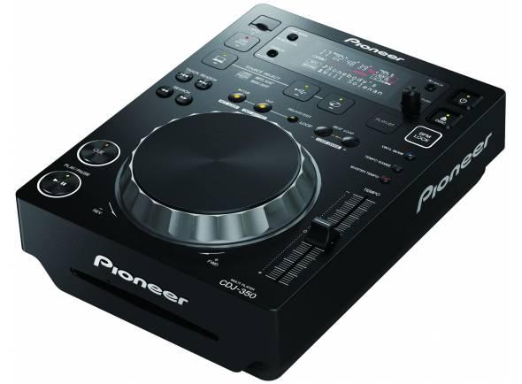 Reproductor de CD simple Pioneer DJ CDJ-350