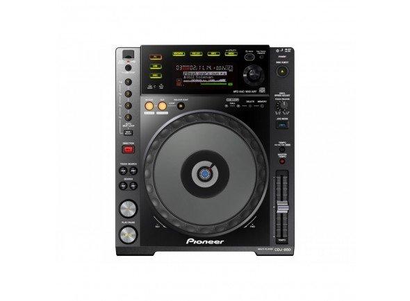 Reproductor de CD simple Pioneer CDJ-850-K