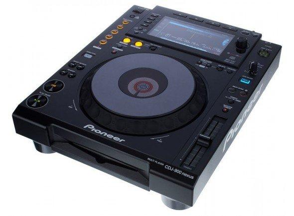 Reproductor de CD simple Pioneer DJ CDJ-900NXS