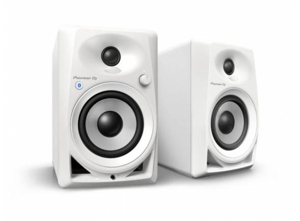 Monitores de estudio activos Pioneer DM-40BT W