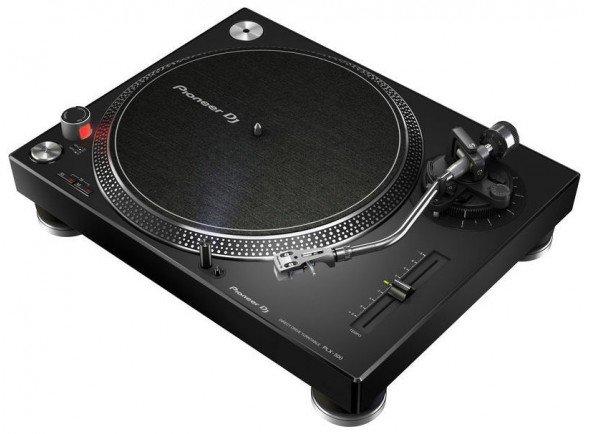 Gira-discos2 Pioneer DJ PLX-500-K