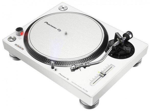 Gira-discos2 Pioneer DJ PLX-500-W