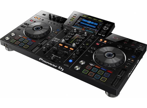 Todo en uno Pioneer DJ XDJ-RX2