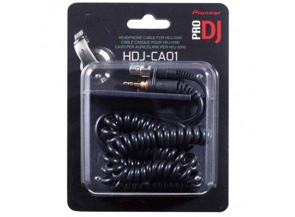 Cables Pioneer DJ HDJ CA01