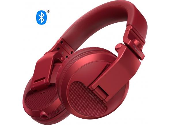 Auriculares para DJ Pioneer DJ HDJ-X5BT-R