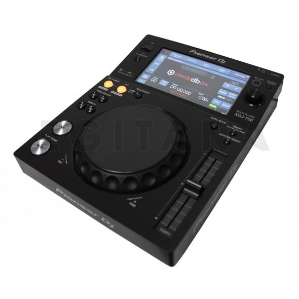 Reproductores DJ USB Pioneer DJ XDJ-700