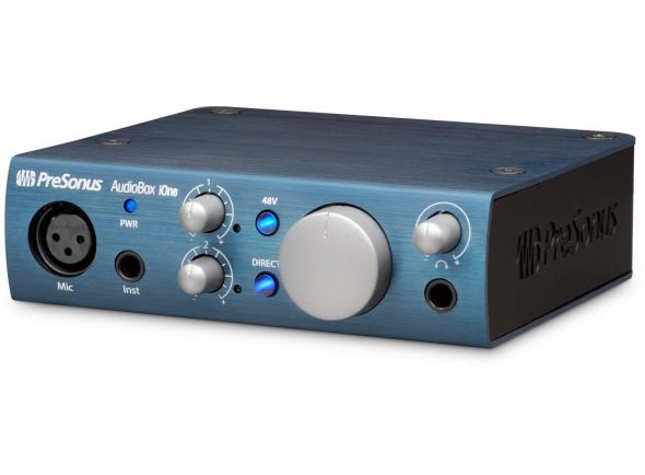 Interfaz de audio USB Presonus AudioBox iOne