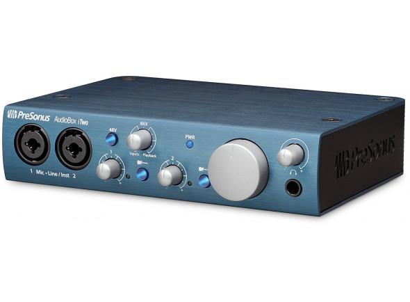 Interfaz de audio USB Presonus AudioBox iTwo B-Stock