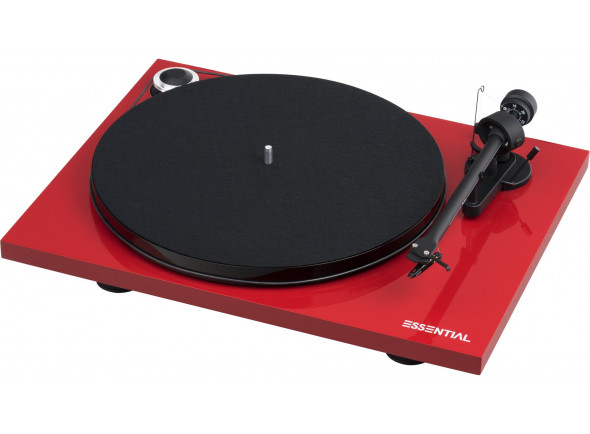 Tocadiscos Project  Essential III RecordMaster Red
