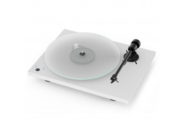 Gira-discos2 Project  T1 Phono Sb Satin White