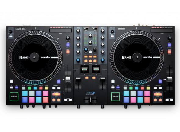 Controladores DJ Rane  One