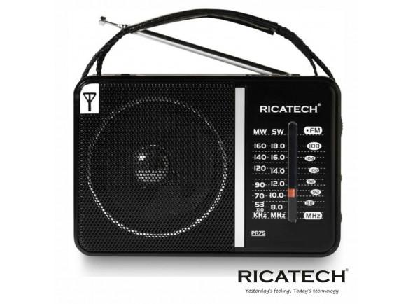 Sistemas de baterías portátiles Ricatech   PR75 Rádio Portátil