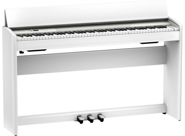 Pianos digitales para muebles Roland F701 WH Satin White