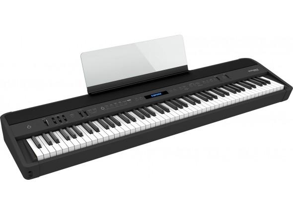 Pianos de escenario Roland FP-90X BK Piano Digital Portátil