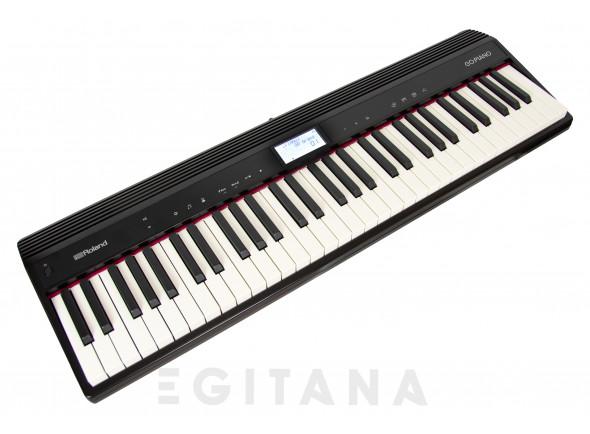 Pianos Digitales Portátiles Roland GO:PIANO 61 Piano Portátil Bluetooth B-Stock