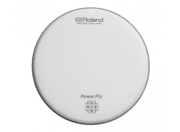 Meshheads para baterías electrónicas Roland MH2-10 Mesh Head Camada Dupla 10-polegadas