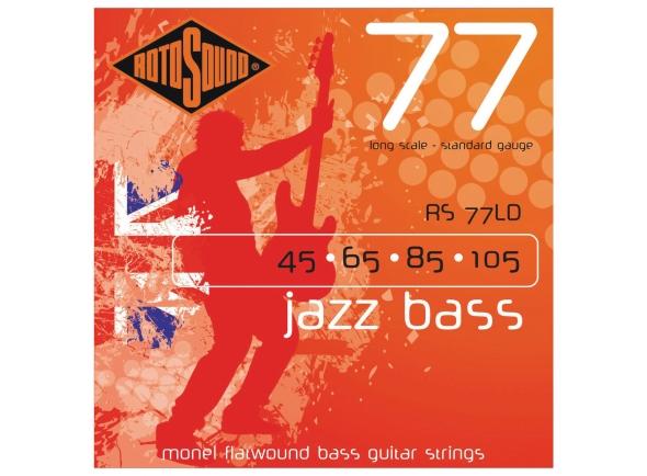 Juegos de cuerdas para bajo eléctrico Rotosound RS77LD Jazz Bass