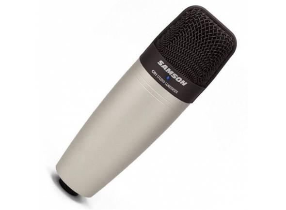 Micrófonos de estudio Samson C01