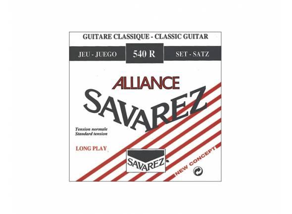 Juegos de cuerdas para guitarra clásica Savarez 540R