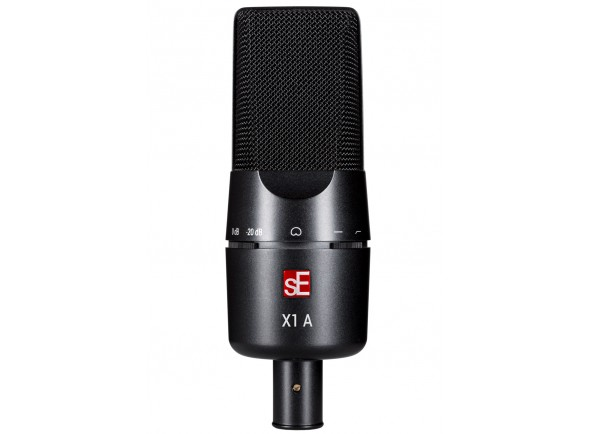 Micrófono de diafragma grande SE Electronics X1A