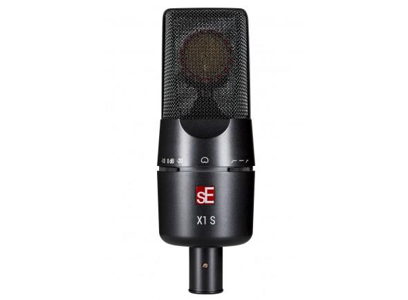 Micrófono de diafragma grande SE Electronics X1S