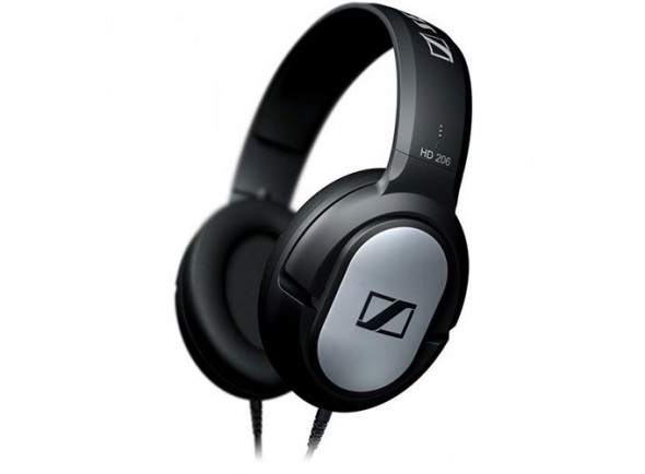 Auriculares para DJ Sennheiser HD 206