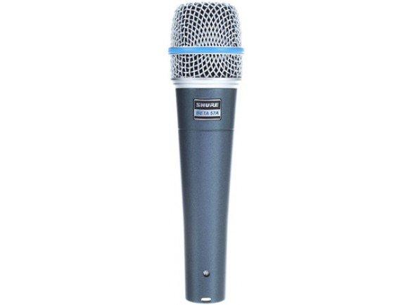 Micrófono vocal dinámico Shure BETA 57 A