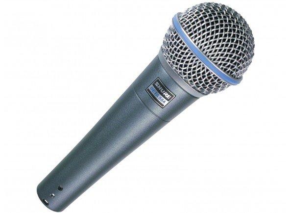 Micrófono vocal dinámico Shure BETA 58 A