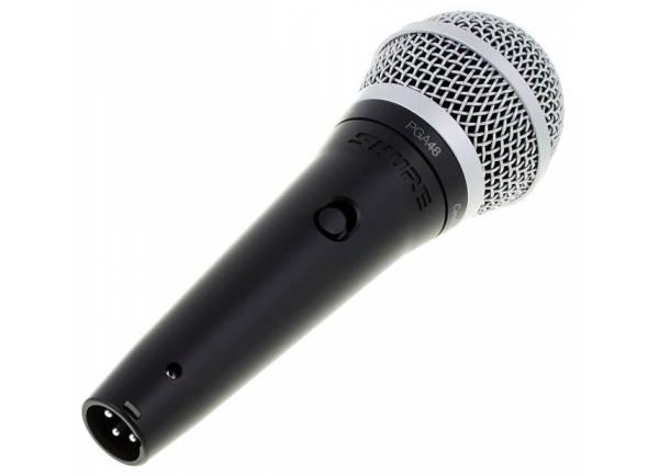Micrófono vocal dinámico Shure PGA48