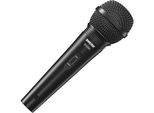 Micrófono vocal dinámico Shure  SV200