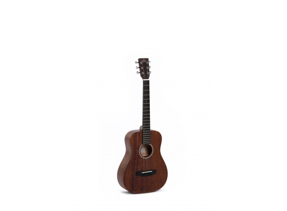 Guitarras Dreadnought Sigma Guitars TM-15+ Acoustic Guitar Natural