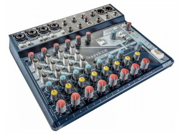 Mezclador analógico Soundcraft Notepad-12FX