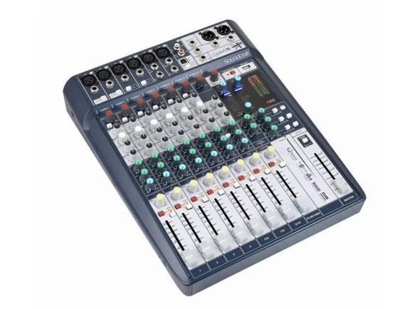 Mezclador analógico Soundcraft Signature 10