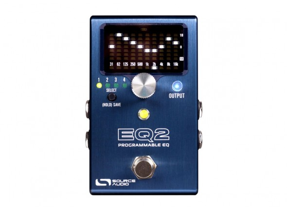 Ecualizadores Source Audio SA 270 - One Series EQ2