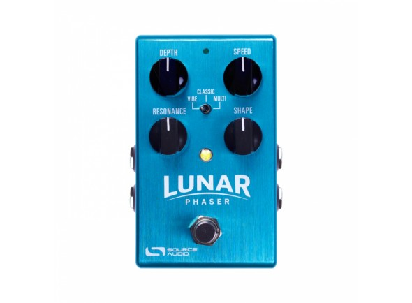 Coro / Flanger / Phaser Source Audio SA241 ONE SERIES LUNAR PHASER