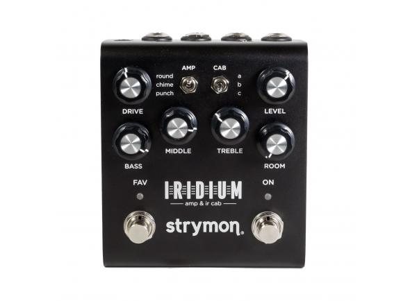 Otros efectos para guitarra electrica Strymon Iridium Amp & IR Cab