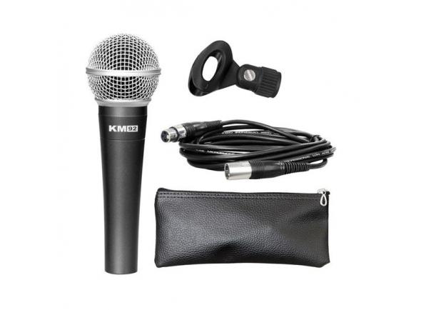 Micrófono vocal dinámico Studiomaster KM92