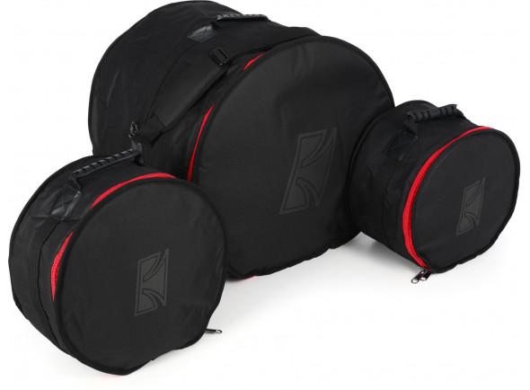 Accesorios diversos para baterías acústicas. Tama  Bag Set Club Jam Suitcase