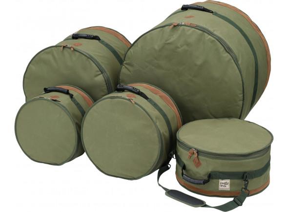 Bolsas de tambor acústico Tama  Power Pad Drum Bag Set MG