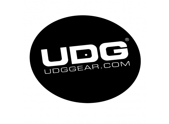 Slipmats UDG Slipmat Set Black / White