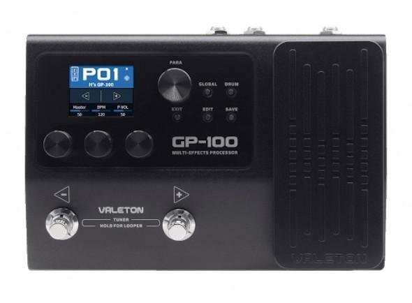 Pedales de guitarra electrica Valeton GP-100