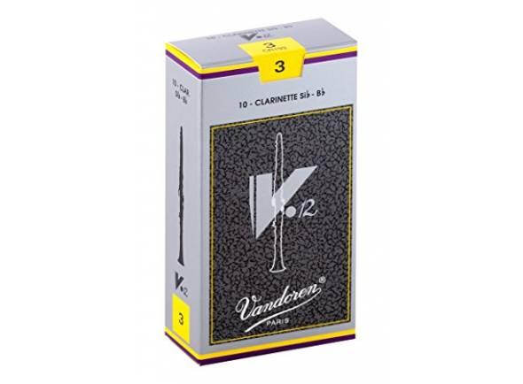 Cañas De Clarinete Vandoren V12 2.5 Bb-Clarinet