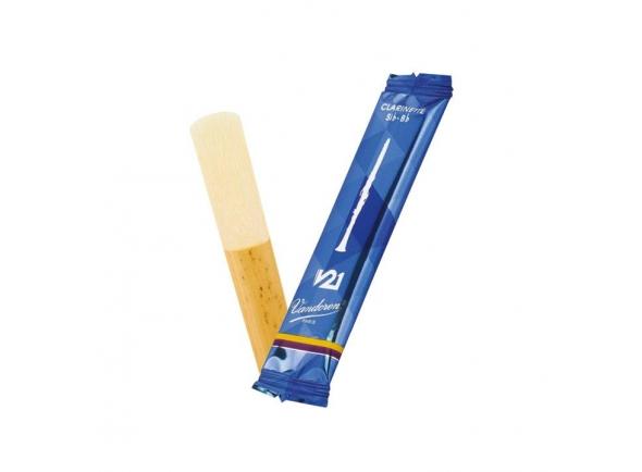 Cañas De Clarinete Vandoren  V21 Bb-Clarinet 3,0