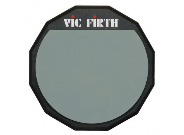 Almohadillas de entrenamiento Vic Firth VFPAD12 Practice Pad