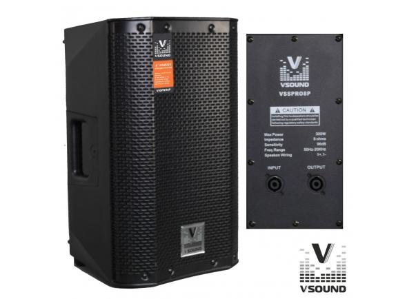 Oradores pasivos VSOUND VSSPRO8P