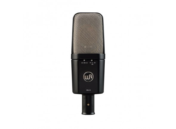 Micrófono de diafragma grande Warm Audio WA-14