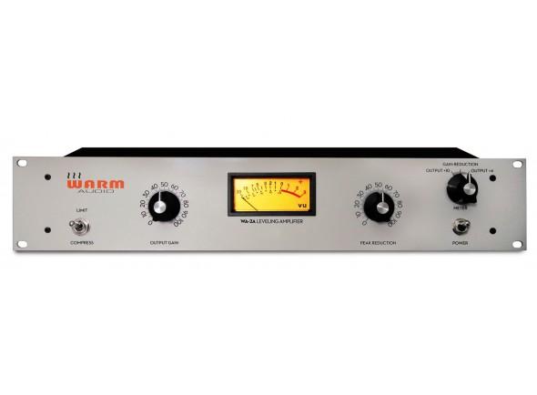 Compresores, compuertas y de-esser Warm Audio WA-2A