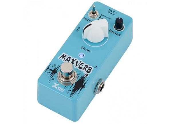 Reverb y efectos Hall XVive D1 Maxverb